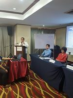 DTI FORUM ON SALES PROMOTIONS