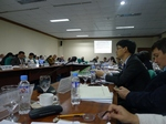 PUBLIC HEARING ON TAX REFORMS AT THE SENATE