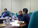 TWG MEETING AT SENATE ON EXPANDED CONSUMER ACT